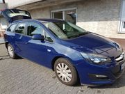 Opel Astra 1 7 CDTI