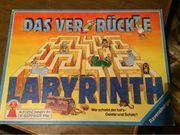 Brettspiel - Das verrückte Labyrinth
