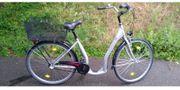 Damen City-Fahrrad 28