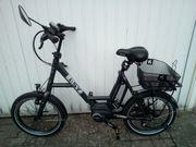 E-Bike Pedelec ISY One-Size City-und