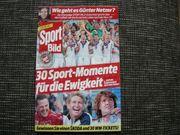 Sport Bild Sonderausgabe 30 Momente