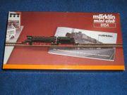 Märklin 8154 Z Dampflokomotive mit