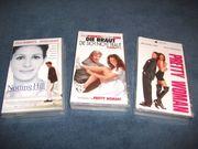 VHS Videos mit Julia Roberts