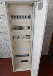 Sicherungsschrank - Zählerschrank - Sicherungskasten Hager