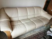 Sofa Leder Marken Qualität Federn