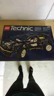 Verkaufe vollständiger Lego Technic 8880