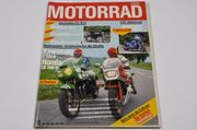 MOTORRAD 15 1983 - Kawasaki Z