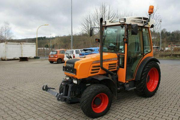 Fendt Farmer 206V Bagger Mulcher