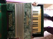 Arioso Akkordeon mit Koffer