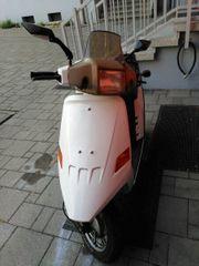 Tausche 50ccm Motorroller Hercules Fox