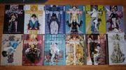 Death Note Manga 1-12