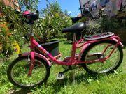 guter Zustand kaum benutzt Mädchen-Fahrrad