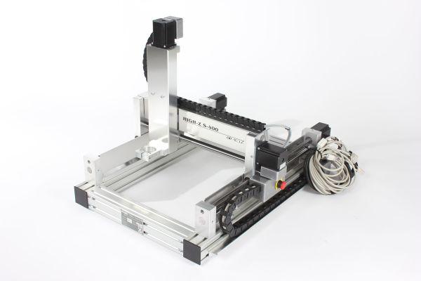 CNC Graviermaschine Fräsmaschine High-Z S-400
