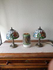 Lampe Tiffany style