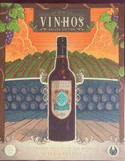 Vinhos Deluxe aus der Spieleschmiede