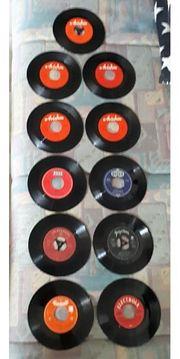 Selten 7 Lp s Schallplatten