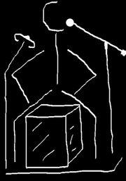 Cajon mit Gesang sucht Acoustic