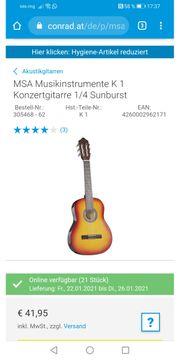 Guitar msa k1 für Kids