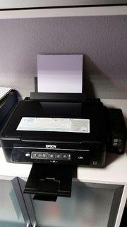 WLAN Drucker Epson