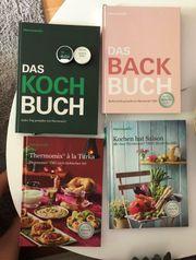 THERMOMIX Kochbücher und