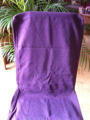 1 Ikea-Stuhlbezug HENDRIKSDAL mauve lila
