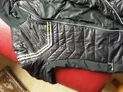 Coole Winterjacke schwarz gr 50