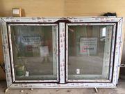 Kunststoff Fenster zweifarbig Glas 3-fach