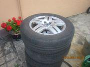 Michelin-Reifen m Alufelgen für GOLF
