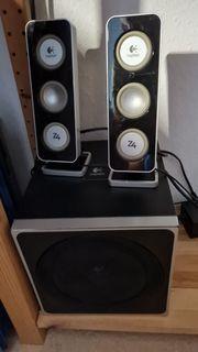 2 1 PC-Lautsprechersystem Logitech Z4