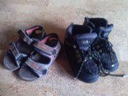 Schuhe Wanderstiefel Sandalen Gr 30
