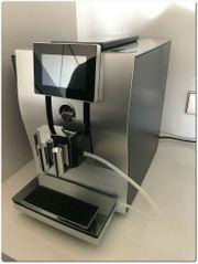 Kaffeevollautomat JURA Z8 Aluminium