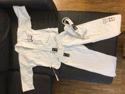 Taekwondo Anzüge für Kinder Gr