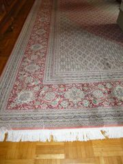 handgeknüpfter Orientteppich Täbriz Kork mit