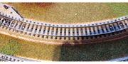 B Märklin M-Gleis gebogen Radius
