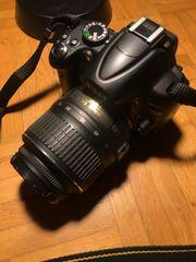 Nikon d5000 wie neu inkl
