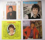 Single Schallplatten aus DDR Zeiten