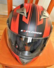 Damen Motorrad Helm neu Größe