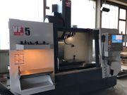 CNC Fräsmaschine HAAS VF5 40