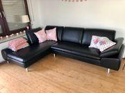 Echtleder Sofa Couch