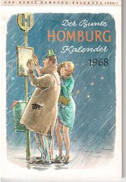 Der Bunte HOMBURG Kalender 1968