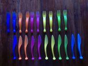 Kinderbesteckm Gabeln und Messer für