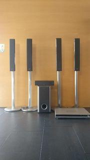 Soundsystem Sony 5 1