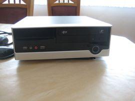 PCs bis 2 GHz - Mini PC Foxconn mit EIZO