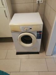 Waschmaschine zu verschenken