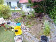 Gartenarbeiten Teichanlage Sie wollen eine