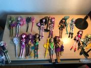 MonsterHigh Sammlug