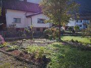 Garten zu bewirtschaften
