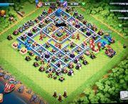 Clash of clans max rh