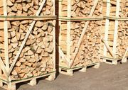 WINTERANGEBOT Trockenes Brennholz Buche Esche