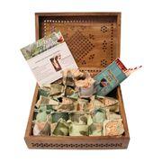 Zirben-Zunder Geschenkbox mit Ofenanzündern